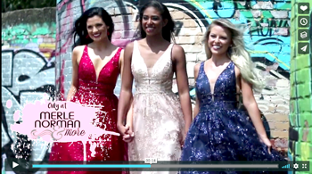 Find Your Prom Dress at Merle Norman and More